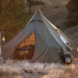 Cabelau0027s Outback Lodge Tent u2013 10u0027 x 10u0027 Quite possibly the simplest design among quality tents today. C&ing with the Outback Lodge ends the hassle of ... : cabelas 6 person tent - memphite.com